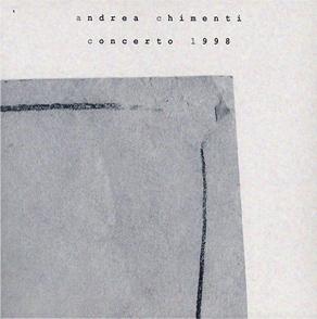 copertina album concerto 1998